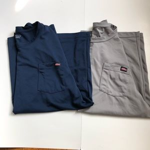 2 Men's XL Dickies Tees Polyester
